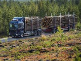 Scania R730 6x4 Streamline Highline Cab Timber Truck 2013 pictures