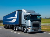 Scania R440 6x4 Streamline 2013 wallpapers