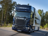 Scania R520 4x2 Streamline Topline Cab 2013 wallpapers