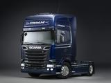 Scania R730 4x2 Streamline Topline Cab 2013 wallpapers