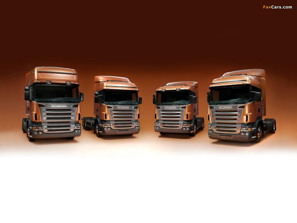 Scania R-Series photos (1024 x 768)