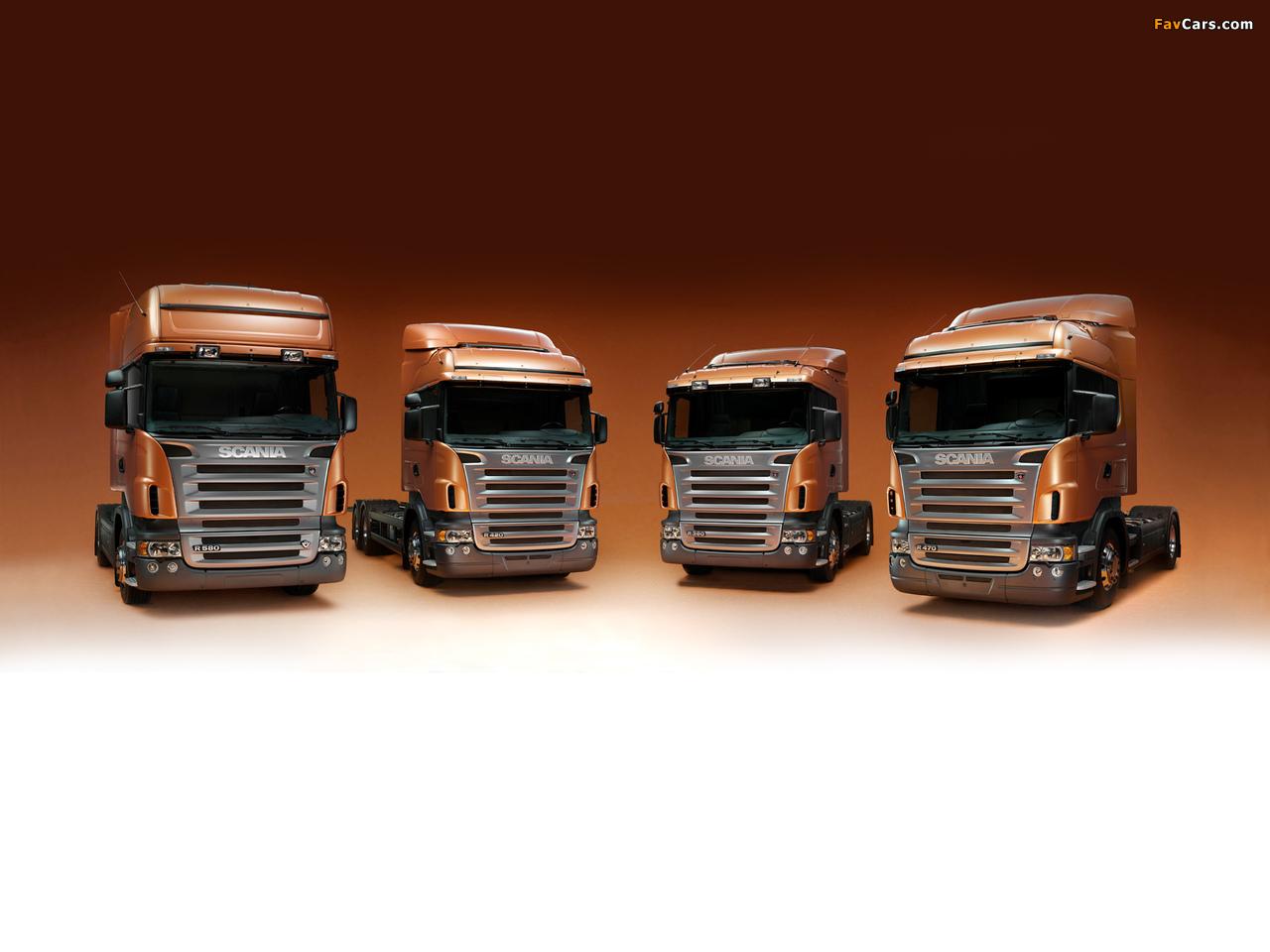 Scania R-Series photos (1280 x 960)