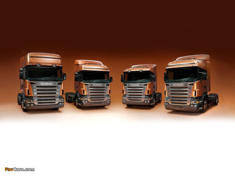 Scania R-Series photos (800 x 600)