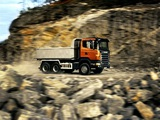 Scania R420 6x4 Tipper 2004–09 wallpapers