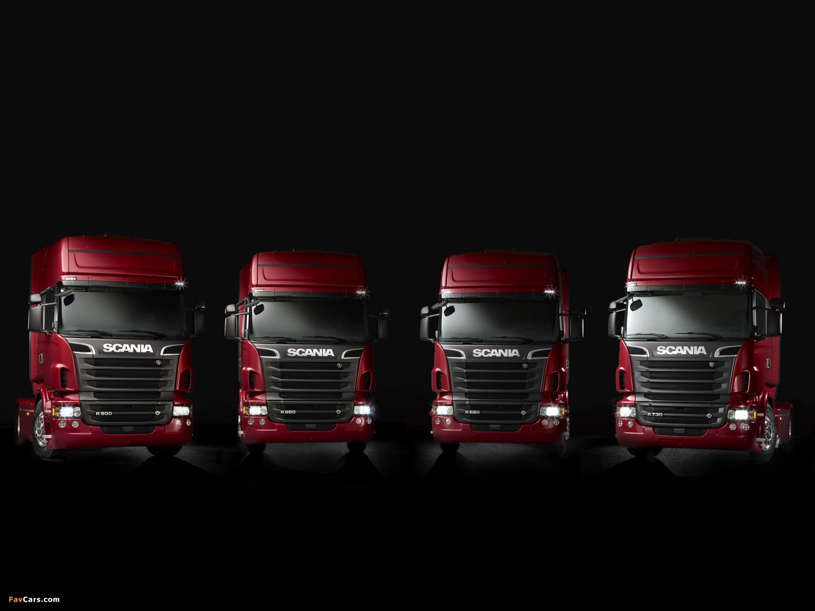 Scania R-Series 2004 wallpapers (1600 x 1200)