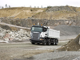 Scania R420 8x4 Tipper 2004–09 wallpapers
