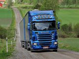 Scania R730 6x4 Highline 2010–13 wallpapers