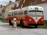 Scania-Vabis C50 Metropol 1953–54 wallpapers