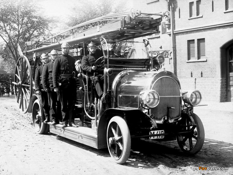 Photos of Scania-Vabis Firetruck 1911 (800 x 600)