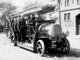 Photos of Scania-Vabis Firetruck 1911