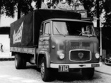 Pictures of Scania-Vabis LB76 4x2 1963