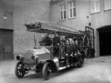 Pictures of Scania-Vabis Fire Engine Truck 1914