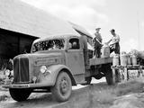 Scania-Vabis L13 1948 photos