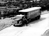 Scania-Vabis L76 1963 wallpapers