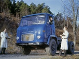 Scania-Vabis LB76 4x2 1963 wallpapers