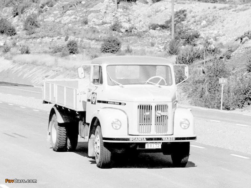 Scania-Vabis L36 1964 photos (800 x 600)