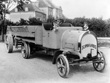 Scania-Vabis Truck 1914 wallpapers
