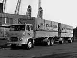 Scania-Vabis LBS7646S 6x4 1963 wallpapers