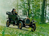 Pictures of Scania-Vabis Type 1 Phaeton 1917