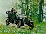 Pictures of Scania-Vabis Type 1 Phaeton 1917