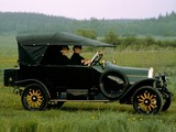Scania-Vabis Type 1 Phaeton 1917 wallpapers