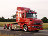 Images of Scania T500 6x2 2004–05