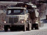 Photos of Scania LT146 6x4 1976–81