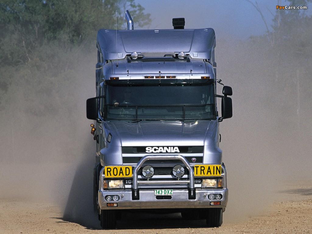 Photos of Scania T164GA 580 6x4 AU-spec 1995–2004 (1024 x 768)