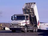 Scania T144GB 530 6x4 Tipper 1995–2004 photos