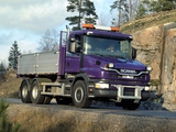 Scania T114G 340 6x4 Tipper 1995–2004 pictures