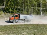 Scania T380 6x4 Tipper 2004–05 photos