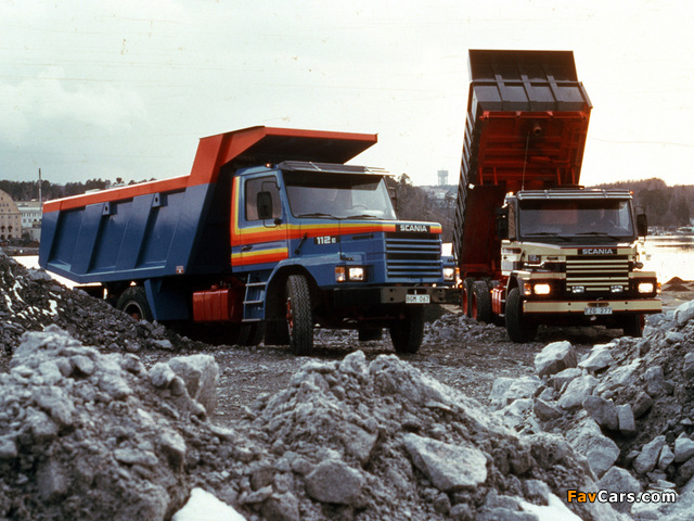 Scania T-Series pictures (640 x 480)