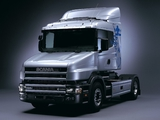 Scania T164L 580 4x2 Highline 1995–2004 wallpapers