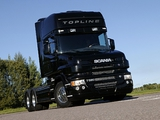 Scania T580 6x4 Topline 2004–05 wallpapers