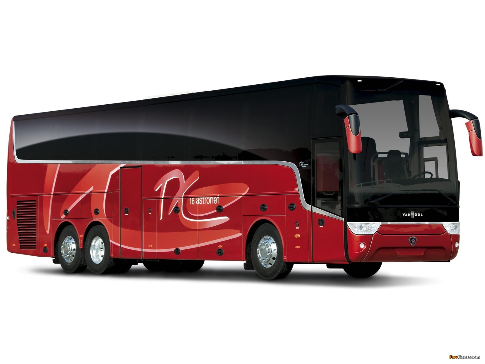 Scania Van Hool TX16 Astronef 2011 wallpapers (1600 x 1200)