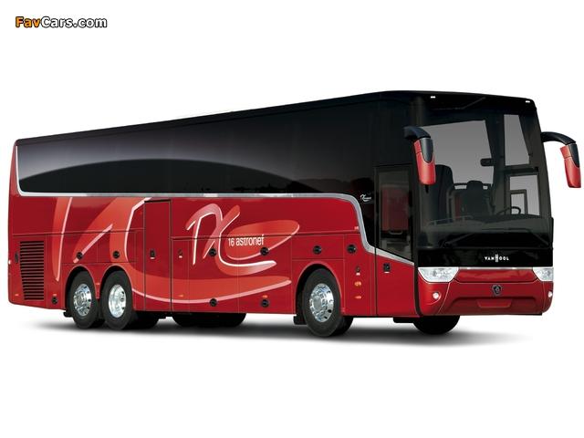 Scania Van Hool TX16 Astronef 2011 wallpapers (640 x 480)