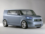 Scion t2B Concept 2005 images