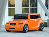 Scion Hako Coupe Concept 2008 pictures