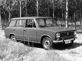 Photos of Seat 124 D Familiar 1971–75
