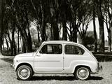 Pictures of Seat 600D Cabrio 1965–73