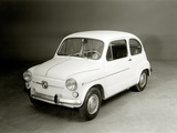 Pictures of Seat 600E 1970–73