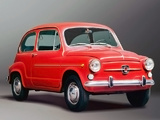 Seat 600 1957–73 pictures