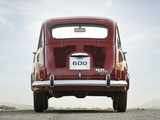 Seat 600 L Especial 1972–73 wallpapers