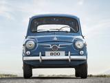 Seat 800 1963–67 photos