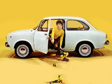 Seat 850 2-door Sedan 1966–74 wallpapers