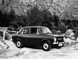 Seat 850 4-door Sedan 1967–74 images