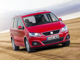 Images of Seat Alhambra 4 2011