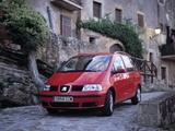 Photos of Seat Alhambra 2000–10