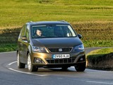 Photos of Seat Alhambra UK-spec 2010
