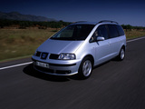 Pictures of Seat Alhambra 2000–10